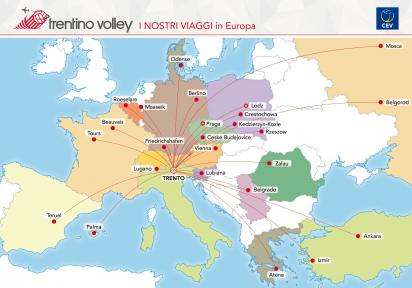 la_cartina_europea_della_trentino_volley